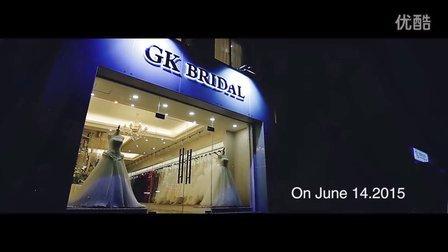 4GridFilms大影四格 GK-Bridal开业剪辑花絮