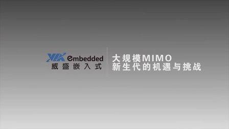 大规模MIMO: 新生代的机遇与挑战