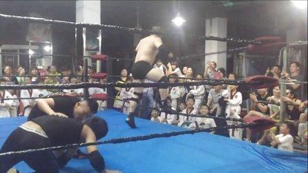 CWE第20期(中国职业摔跤)