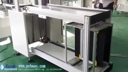 PCB loading/loader machine/pcb loader/automatic loader