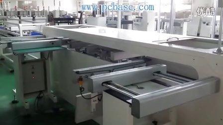 shuttle conveyor/dual track shuttle conveyor/pcb conveyor/smt conveyor