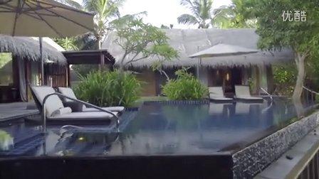马尔代夫香格里拉度假酒店 - 沙滩别墅