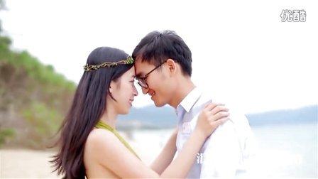 三亚汇爱婚礼 | 凝注在老胶片里的虔诚爱情
