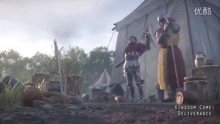 VR大法!「天国:拯救」E3 2015 最新预告片,15世纪开放式世界舞台 - Kingdom Come: Deliverance Trailer 战马工作室