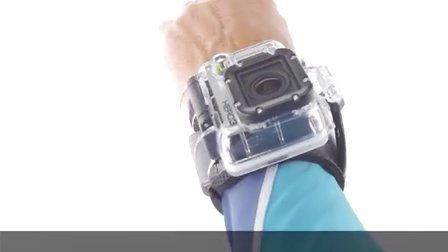 GoPro:腕带防水保护盒