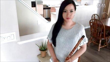 盛夏的果实 ~ 中国竹笛