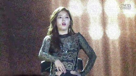 T-ARA 南京演唱会  因为你而疯了 饭拍