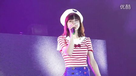 T-ARA 南京演唱会 没关系 饭拍