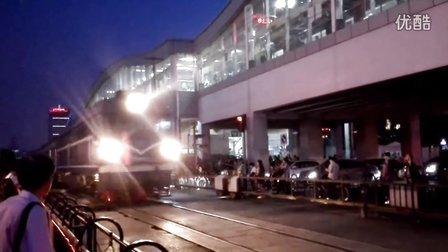 北京北--乌海西 K1595次列车通过五道口