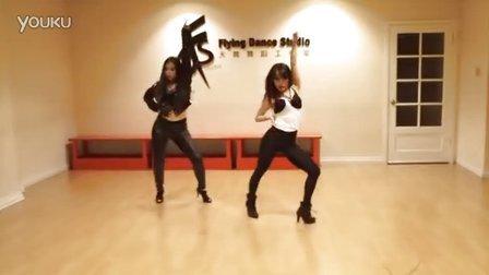 女子街舞:Beyonce碧昂丝 - 711 編舞(secciya) 天舞