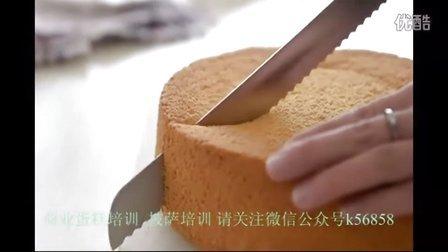 蛋糕、蛋糕制作、教学视频