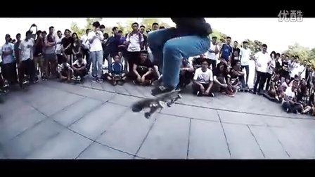 沈萌滑板自由式