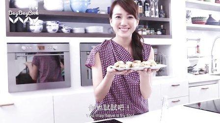 日日煮 2015 煎腐皮香菇芋头饼 301
