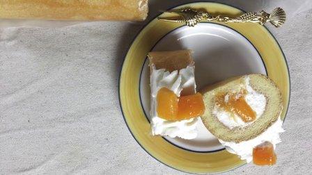 芒果蛋糕卷 酸酸甜甜冰冰凉凉柔柔软软 48