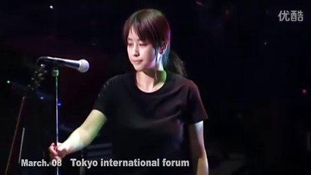 坂井泉水Zard 美丽时刻演唱会 纪念影像 DVD样本
