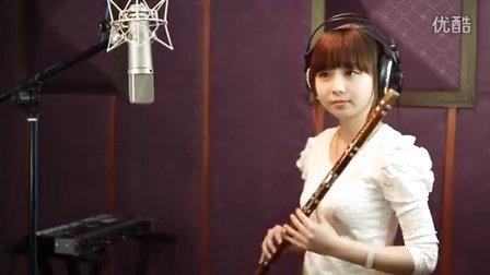 董敏笛子演奏《星月神话》