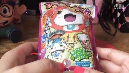 【爱茉莉兒】日本食玩之怪物果冻饮品