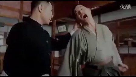 《李连杰痛打日本高手》
