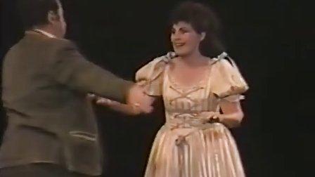 爱的甘醇 Roberta Peters Carlo Bergonzi 1989年 彩排表演全集
