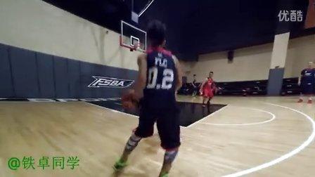 『铁卓出品』FSBA篮球训练营课后3V3比赛(第一课)