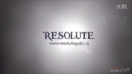 魔兽PvE:Resolute vs 基尔罗格·死眼[英雄模式 地狱火堡垒]射击猎视角