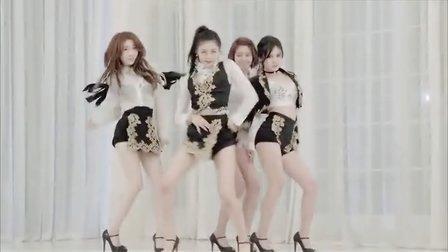[杨晃]韩国性感美女组合LoveUs 诱惑新单Tickle