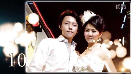 婚礼开场 璀璨时刻-Love 绚丽粒子AE免费模板 威力导演TCG(附下载)