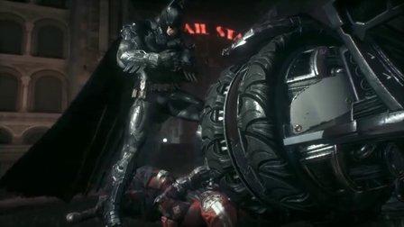 纯黑《蝙蝠侠:阿甘骑士》第三期 迅猛式攻略解说 自制字幕 最高难度