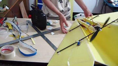 爱搞机KT板航模制作教程1——纸飞机