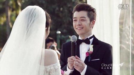 2015.2.2王栎鑫&吴雅婷三亚婚礼官方视频