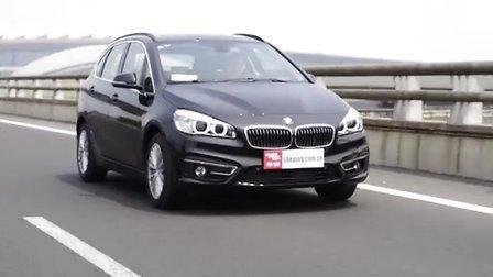 【ams车评网 】夏东试驾宝马2系运动旅行车 试驾评测视频