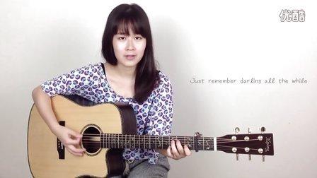You Belong to Me Nancy吉他教学 吉他教程