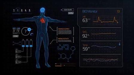 【阿甘推荐】300个科幻信息特效UI