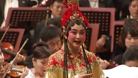 交响幻想曲《霸王别姬》——为筝、箫、女高音与管弦乐队而作