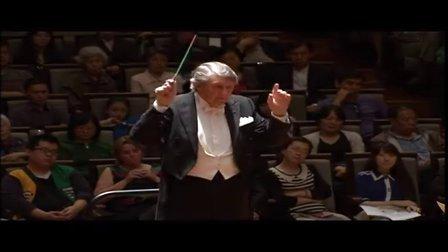 《阿莱城姑娘》 普拉松指挥中国国家交响乐团演奏