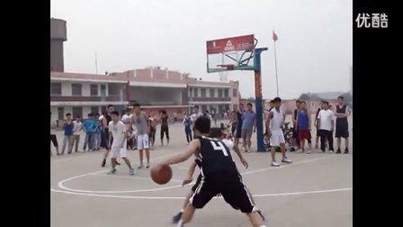 精彩异呈  各种过人集锦   国内高中篮球联赛  邯郸永年赛事