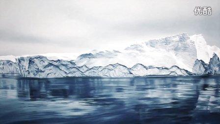 Zaria Forman:在荒凉风景中感受全新视角