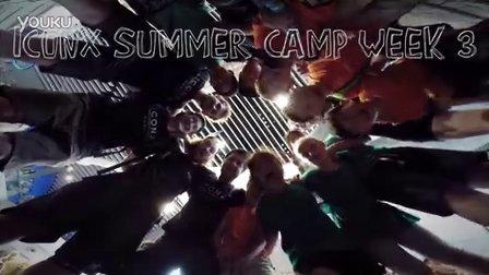 ICONX Summer Camp Week 3 Recap