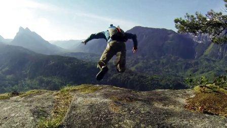 GoPro: 壮丽的野外低空跳伞