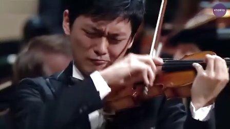 小提琴银奖台湾选手曾宇谦决赛表现