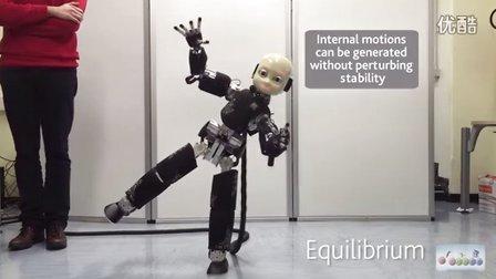 iCub项目--人工智能与机器人学研究平台--类人机器人--感觉比NAO可爱