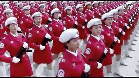 大阅兵中的中国女兵和女民兵 超清 1080p_标清