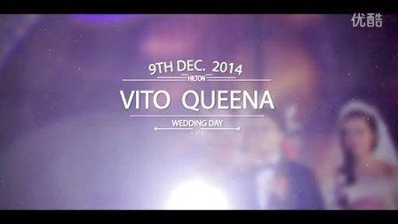Makersfilms作品:Vito & Queena 婚礼微电影