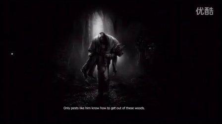 随去风来《阴暗森林》试玩篇 恐怖紧张实况解说