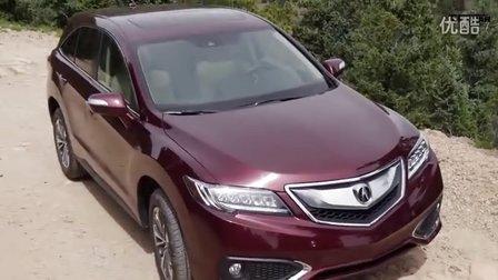 2016款讴歌 Acura RDX 越野性能试驾 Gold Mine Hill