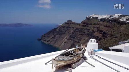 希腊游食记 (1)圣托里尼 & 雅典