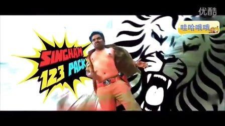 【哇哈哦哦】奇葩印度电影!开挂完爆抗日神剧