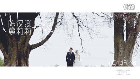 4GridFilms大影四格《Because of love》婚礼MV