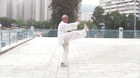 楊式太極拳竞赛套路