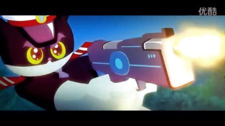 《黑猫警长之翡翠之星》第二款正式版预告片
